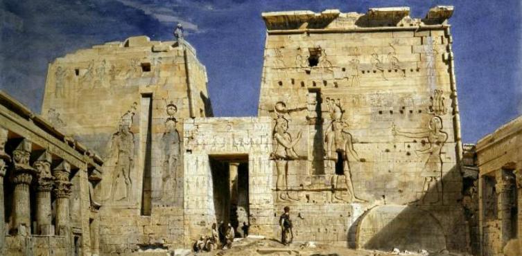Храм богини Бастет