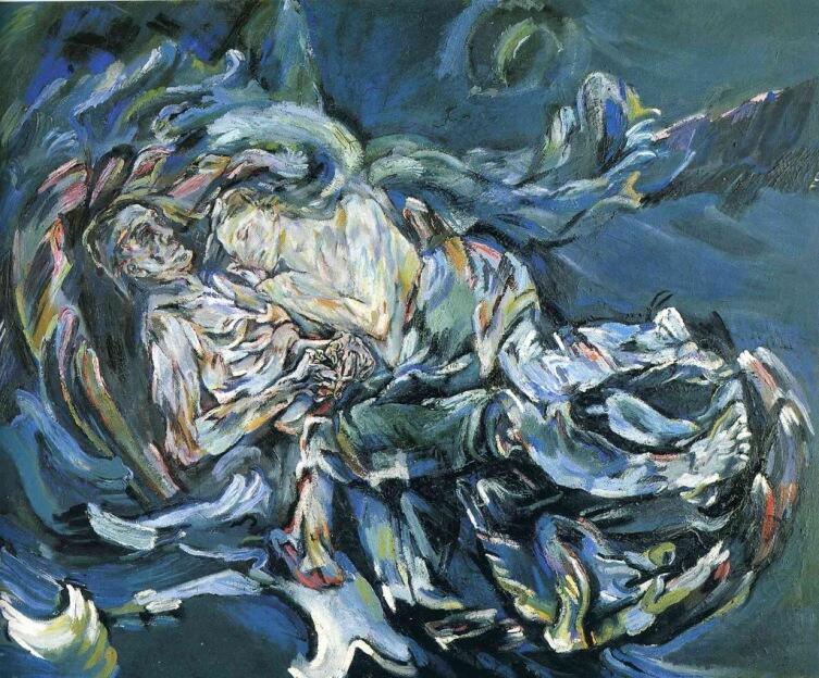 Оскара Кокошки, «Невеста ветра»