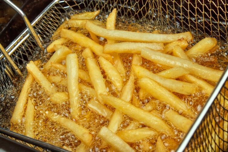 На каком масле жарить продукты?