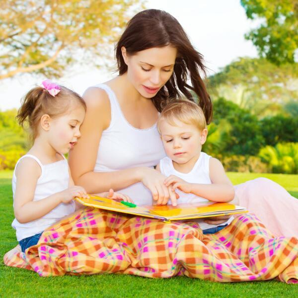 Как научить ребенка читать в три года и получить удовольствие?