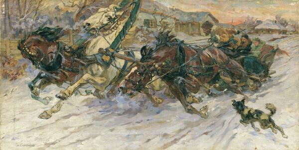 Как в России регулировали дорожное движение? С XVII века до наших дней
