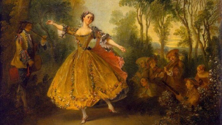 Французский художник Николас Ланкре. Что его связало с русским балетом?