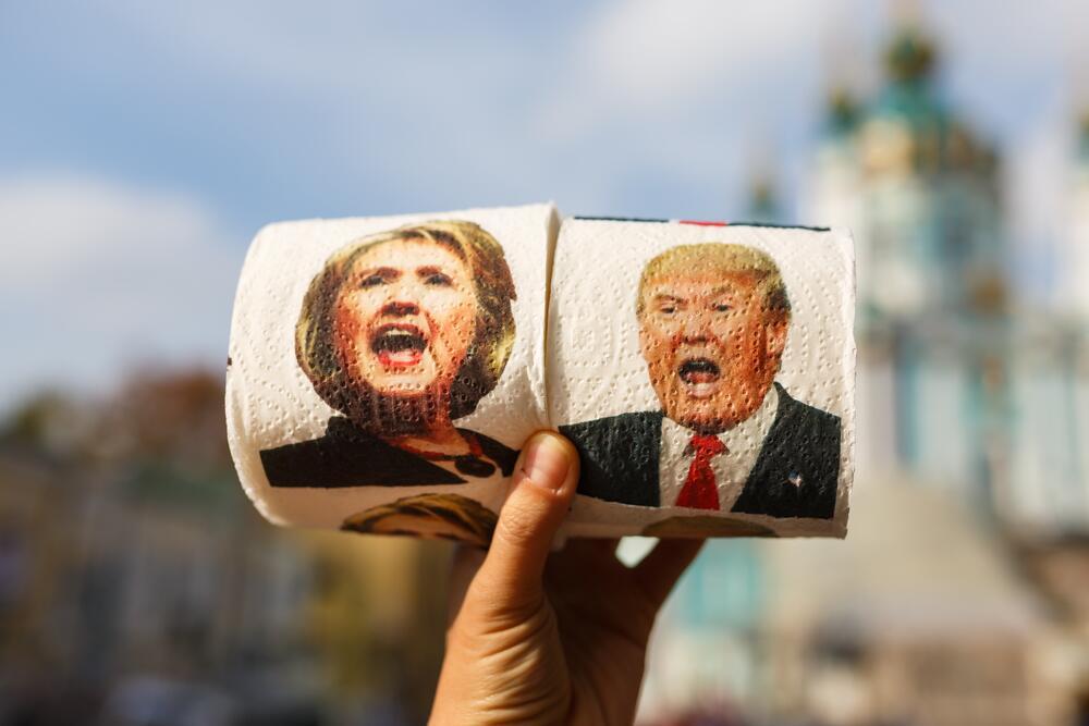 Любовь зла, или За что русские полюбили Трампа?