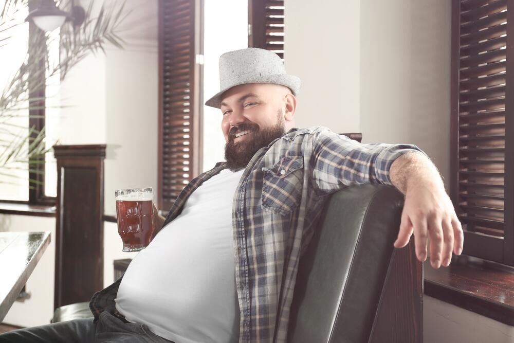 Откуда берется лишний вес?