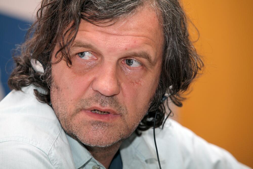 Эмир Кустурица - серб, который ничего не боится?