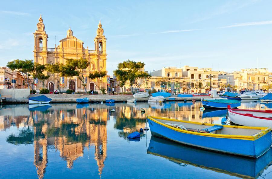 Порт Валлетта, Мальта