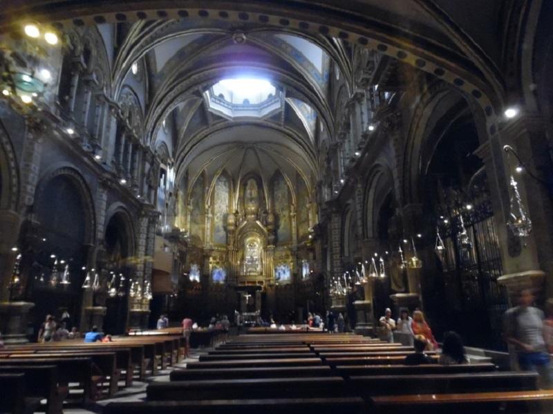 Черная Мадонна Монсеррата. Как она стала символом Каталонии? Часть 2