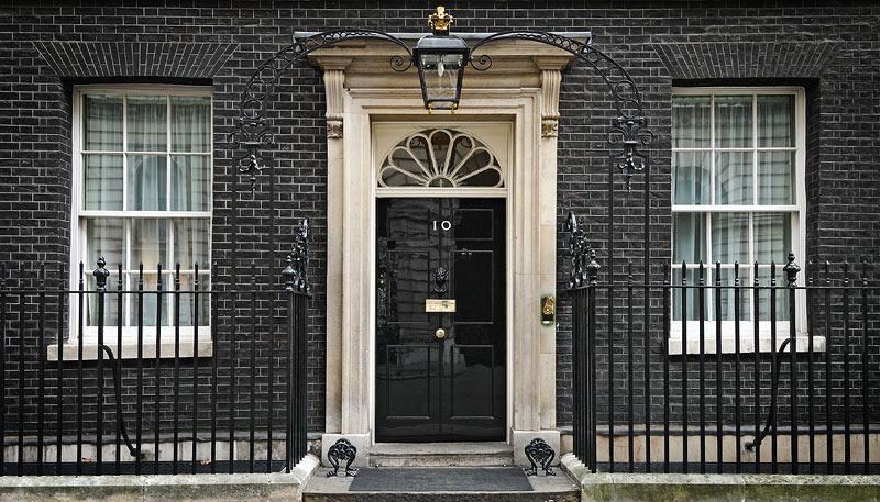 Резиденция премьер министров Англии