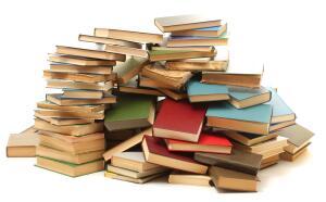 Байки старьевщицы: кому нужны старые вещи? Книги