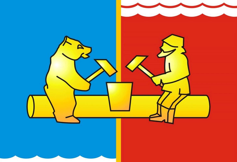 Флаг городского поселения Богородское