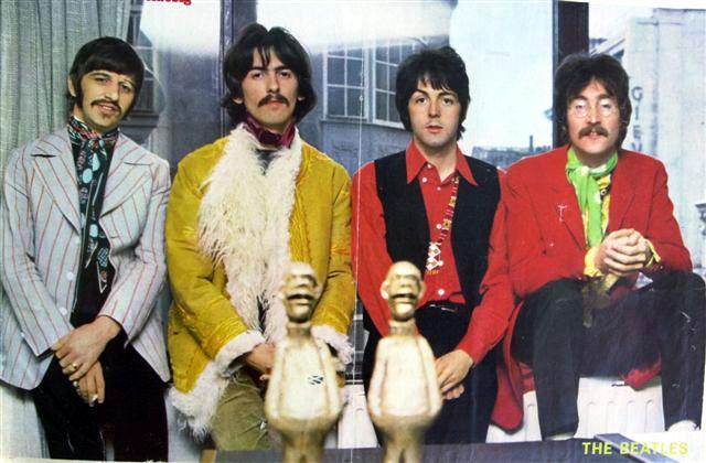Тайны гардероба ливерпульской четверки: были ли The Beatles «шмоточниками»?