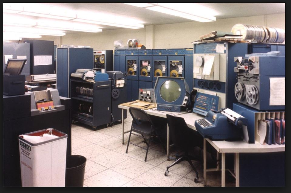 Компьютер PDP-1