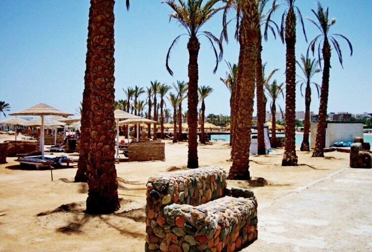 Пляж, Хургада, Египет