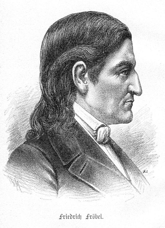 Фридрих Фребель