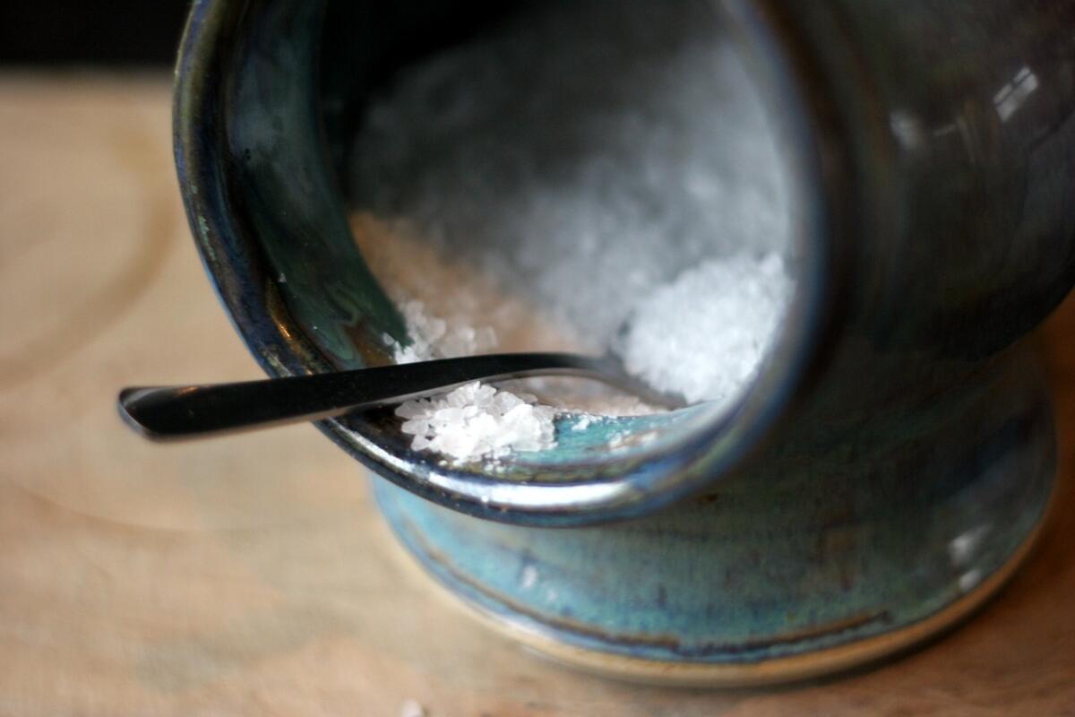 Ограничивайте употребление соли