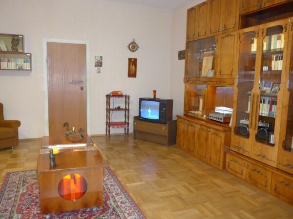 Типичная комната советского времени 80-х годов