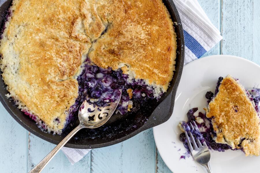 Как приготовить овсяный пирог на сковороде?