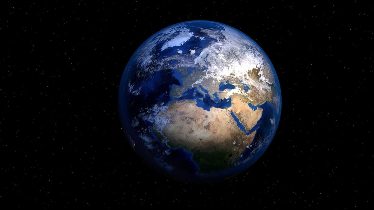 La terra fotografata dallo spazio 10