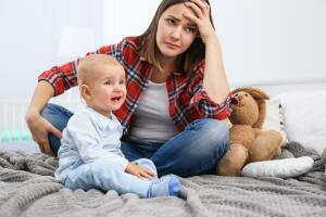 Сложности материнства: как распознать эмоциональное выгорание?