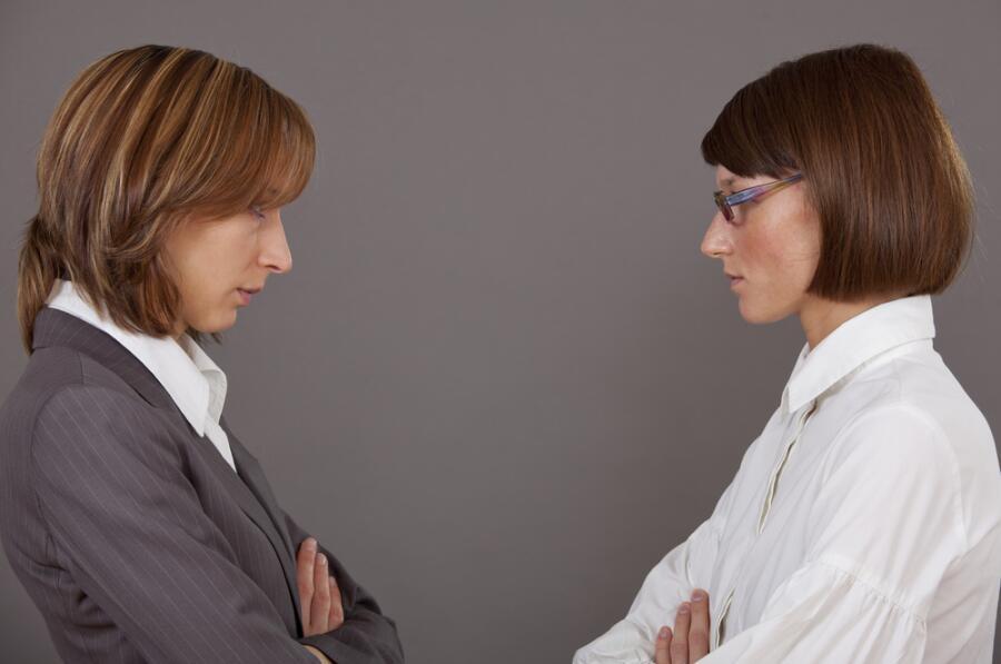 Как наладить контакт с соперником?