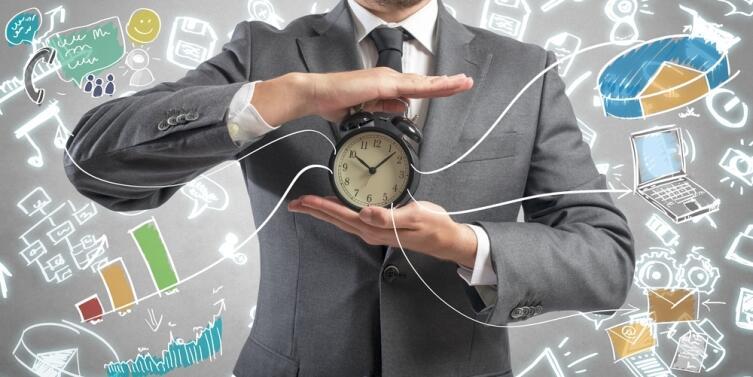 Задумайтесь, что для вас важнее— эффективное или рациональное использование времени