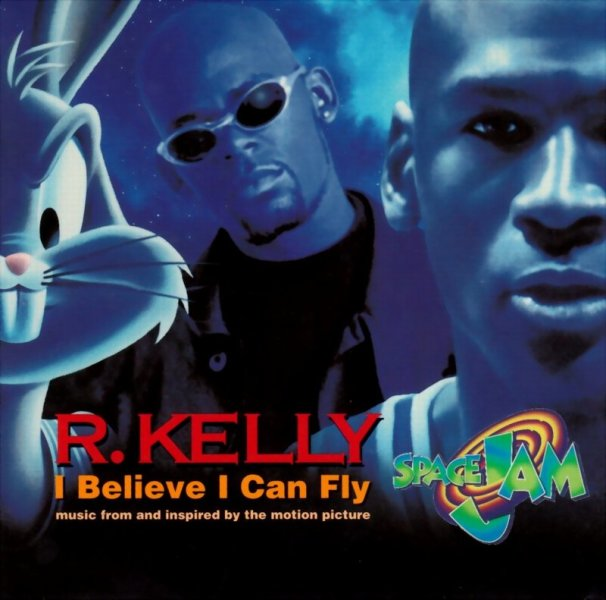 Хиты от Ар Келли. Какова история песен «You are not alone» и «I believe I can fly»?