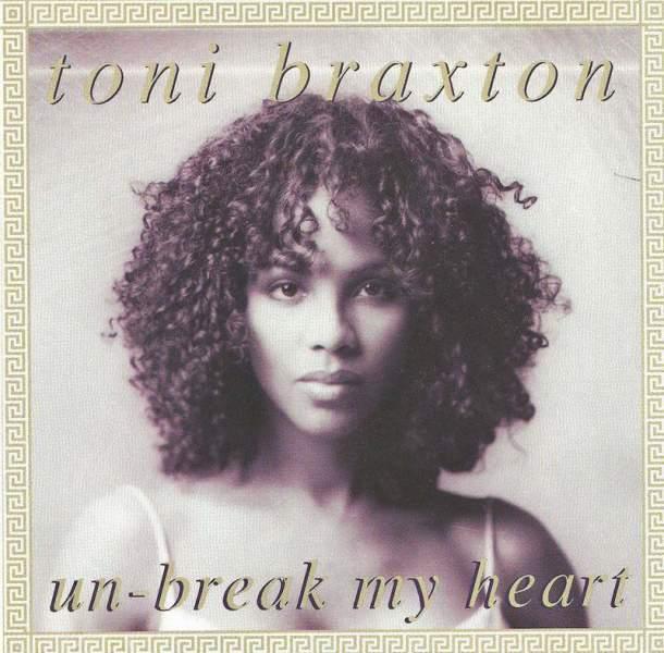 Почему Тони Брэкстон не хотела петь об осколках сердца?