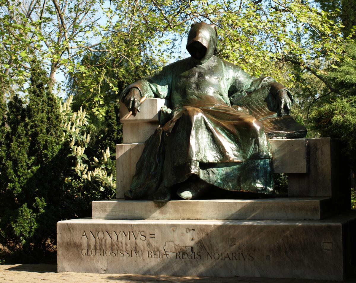 Статуя Анонимуса