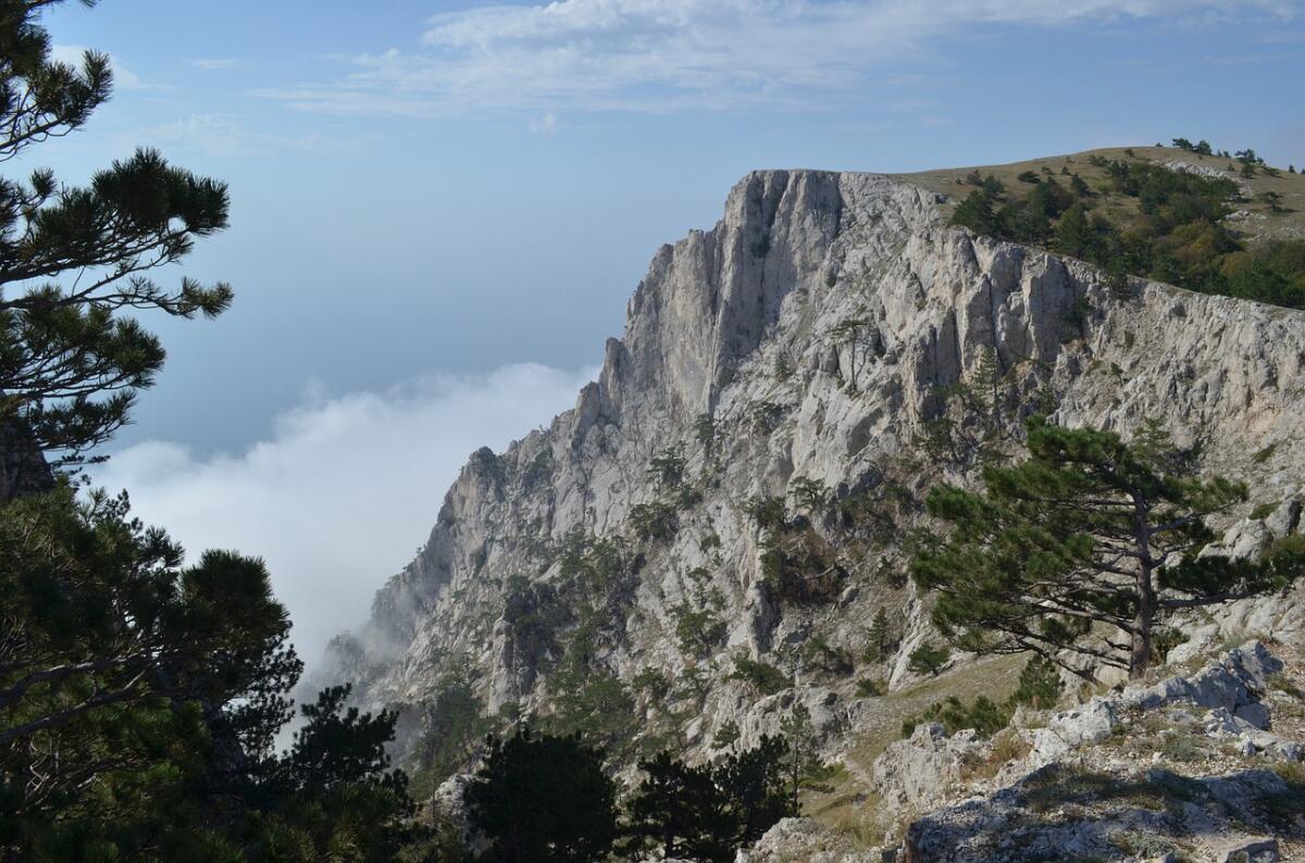 Самая известная и популярная гора Крыма— Ай-Петри