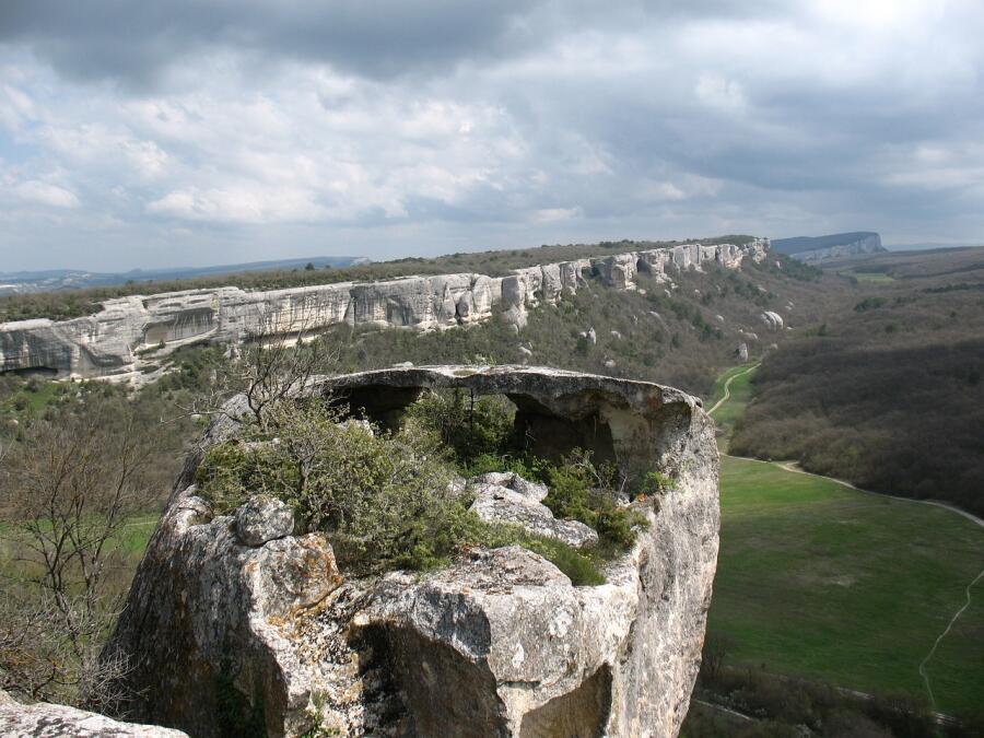 Крым, Эски-Кермен