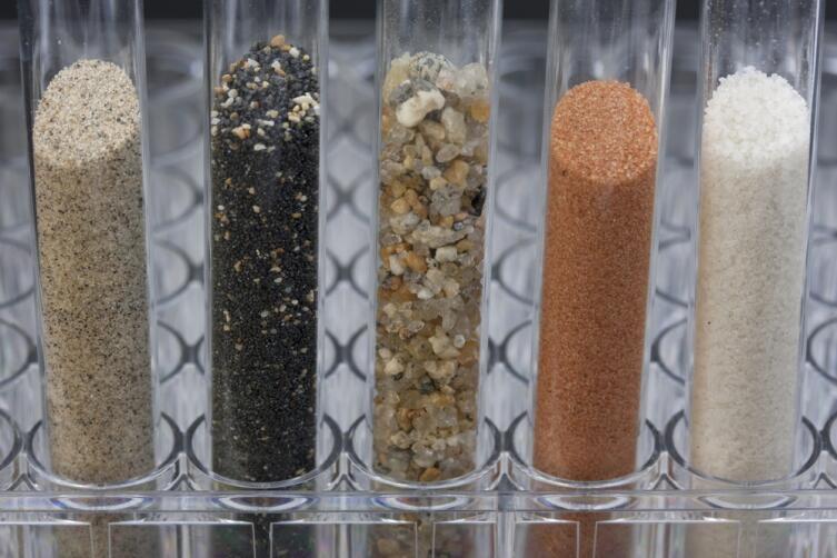 Лабораторные исследования образцов