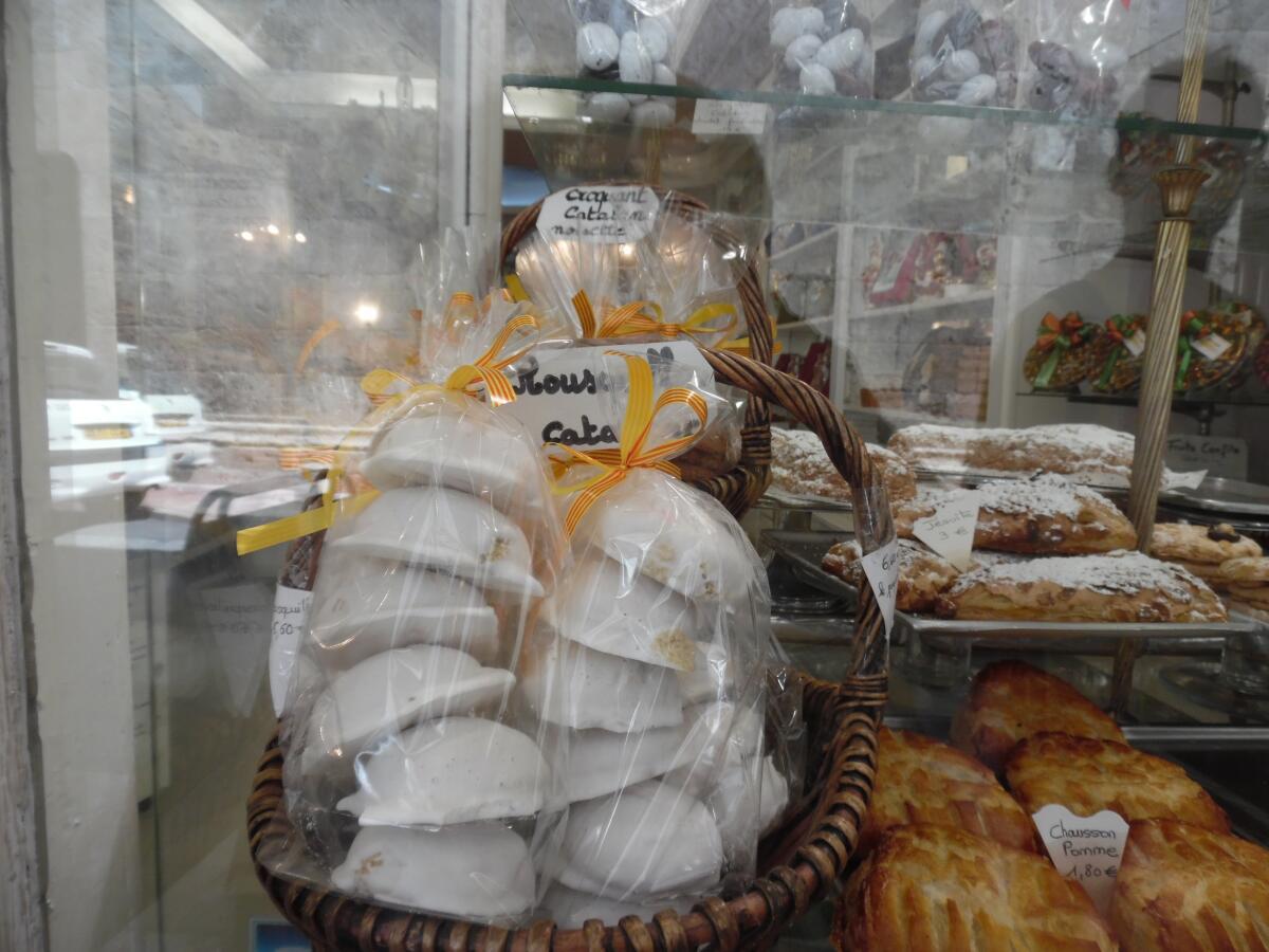 Каталонские сладости