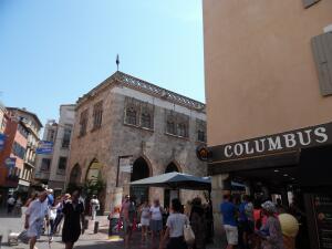 Пересекая Пиренеи. Как выглядит французский город Перпиньян? Часть 2: жители