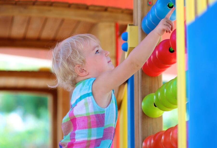 Математика для малышей. Как учить числам?