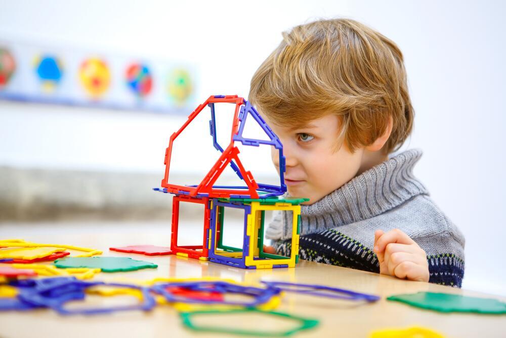 Математика для малышей. Как знакомить с геометрическими фигурами?
