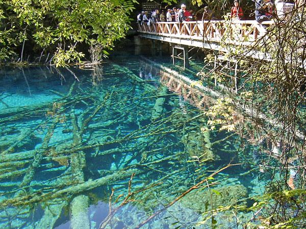 Озеро Пяти цветков