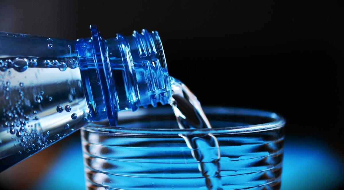 Выпейте воды