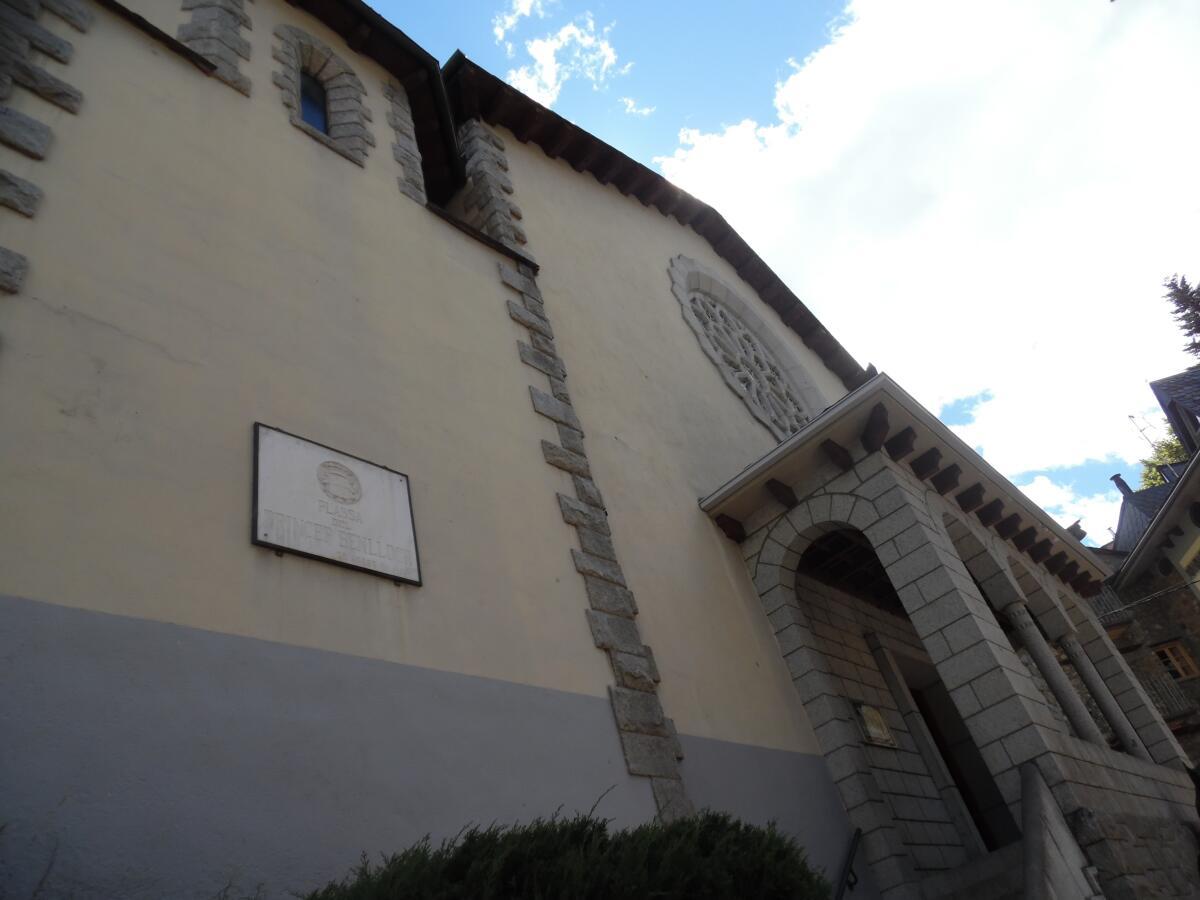 Церковь Св. Арменголя