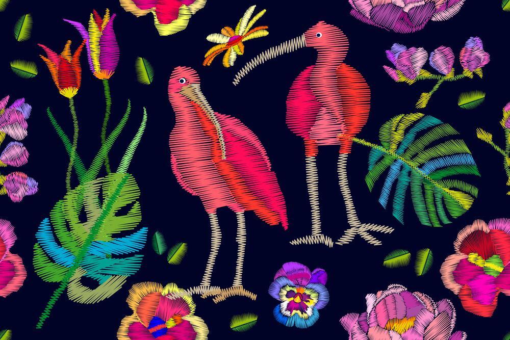 Красный ибис и серьги дочери вождя. Что роднит людей и птиц?