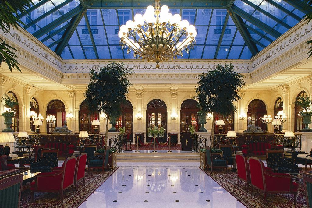 Отель «Интерконтиненталь», Париж, Франция