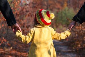 Как организовать подготовку к школе на прогулке?