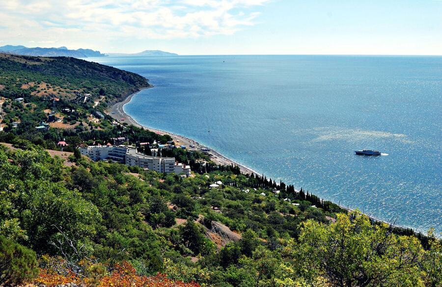 Курорт Канака, Крым