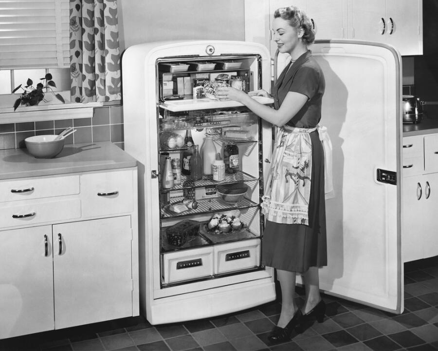 Байки старьевщицы: кому нужны старые вещи? Бытовая техника