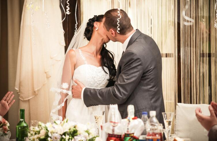 Как на Руси играли свадьбы? День венчания