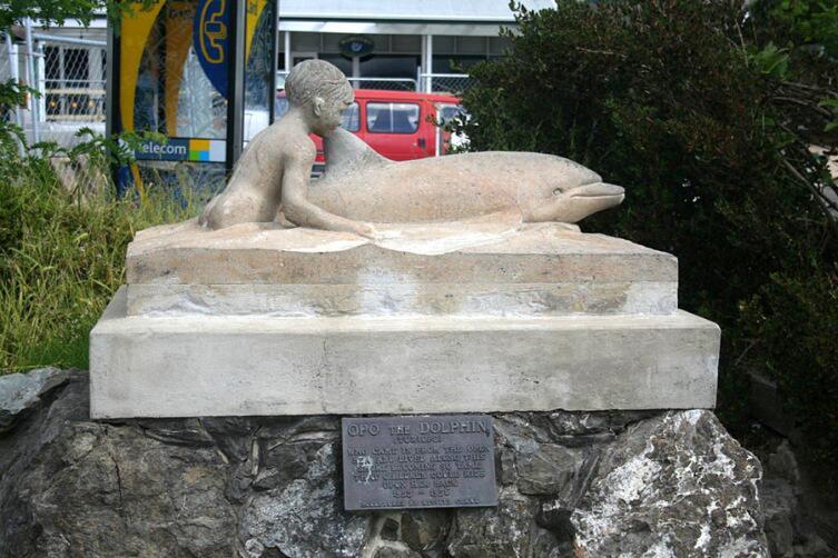 Памятник Опо-Джеку