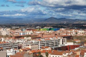 Пересекая Пиренеи. Как выглядит французский город Перпиньян? Часть 1: немного истории