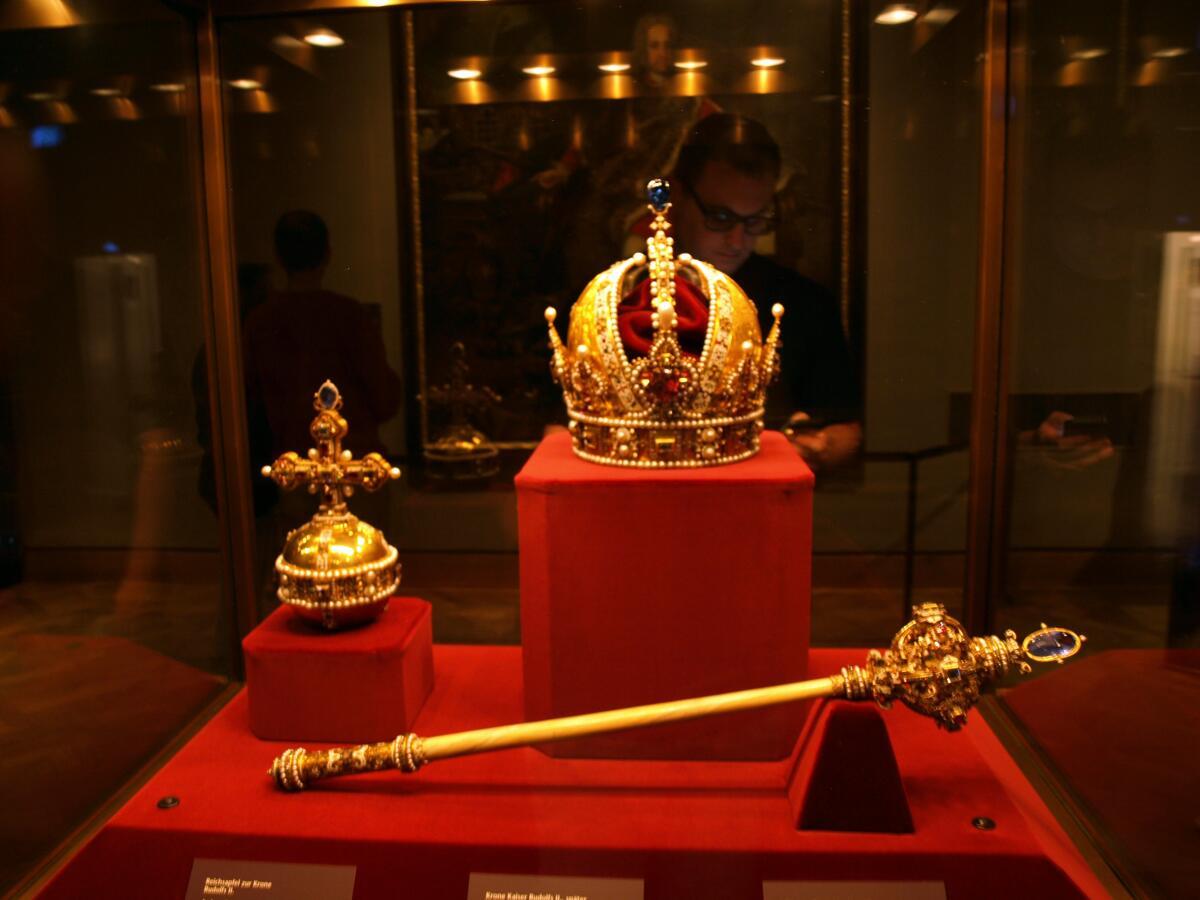 Королевские регалии Карла Великого
