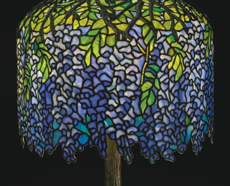 Лампы «Тиффани». Как витраж изменил историю светильников?