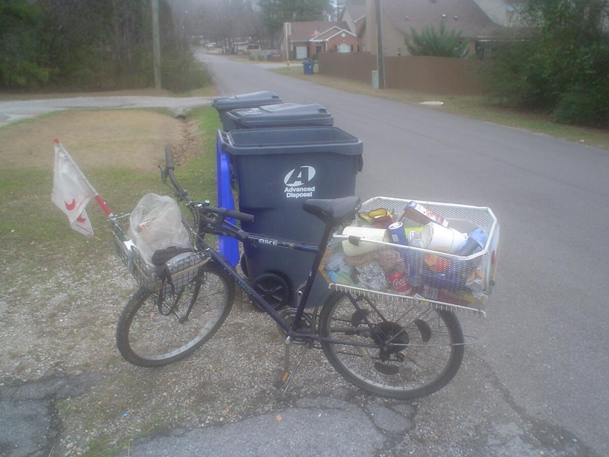 Борьба с придорожным мусором в США: действует ли «Теория разбитых стёкол окон»?