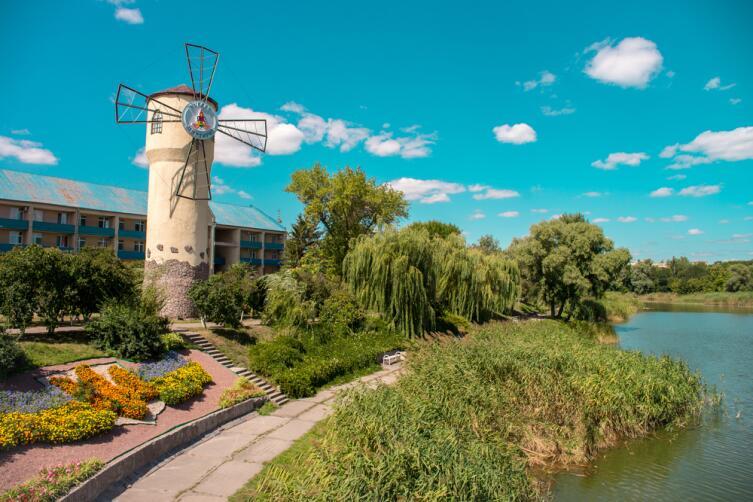 Миргород. Где можно недорого отдохнуть и подлечиться в Украине?